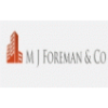 M J Foreman & Co building surveyors
