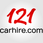 121 Car Hire's logo