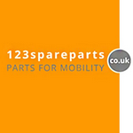 123spareparts.co.uk's logo