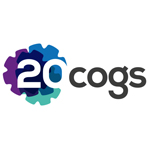 20cogs.co.uk's logo