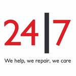 247 Home Rescue's logo