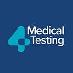 4 Medical Testing's logo