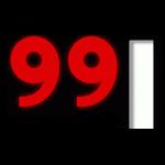 991.com's logo