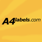 A4labels.com's logo