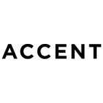 Accent Clothing's logo