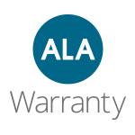 ALA Warranty's logo