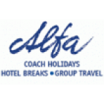 Alfa Travel's logo