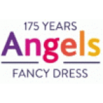 Angels Fancy Dress's logo