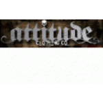 Attitude Clothing's logo