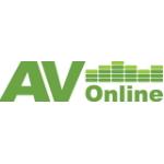 AV Online's logo