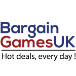 Bargain Games UK's logo