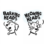 Barking Heads & Meowing Heads's logo