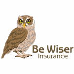 Be Wiser Van Insurance's logo