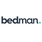 BedMan's logo