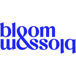 Bloom and Blossom's logo