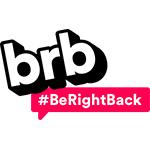 brb Travel's logo