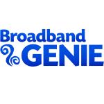 Broadband Genie's logo