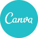 Canva's logo