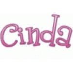 Cinda Clothing's logo