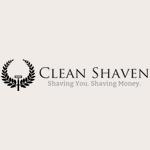 Clean Shaven's logo