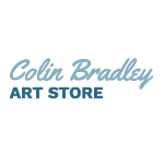 Colin Bradley Art Store's logo
