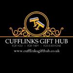 Cufflinks Gift Hub's logo