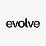 Evolve Clothing's logo