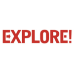 Explore!'s logo