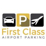 First Class Airport Parking's logo