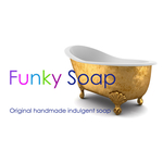 Funky Soap Shop's logo