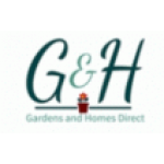 Gardens and Homes Direct's logo