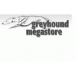 Greyhound Megastore's logo