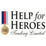 Help for Heroes's logo