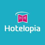 Hotelopia's logo