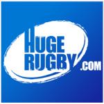 HugeRugby's logo