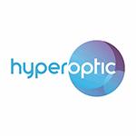 Hyperoptic's logo