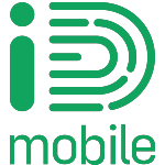 iD Mobile's logo