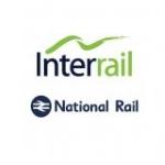 Interrail by National Rail's logo