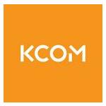KCOM's logo