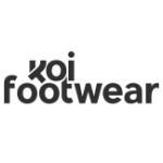 Koi Footwear's logo