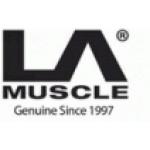 LA Muscle's logo