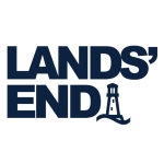 Lands End's logo