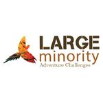 Large Minority's logo