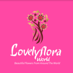 Lovely Flora World's logo