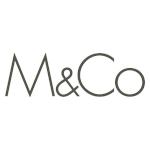 M&Co's logo