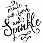 Made with Love and Sparkle's logo