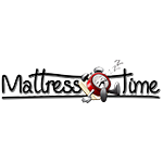 Mattress Time's logo