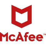 McAfee's logo