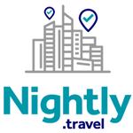 Nightly.travel's logo