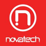 Novatech's logo